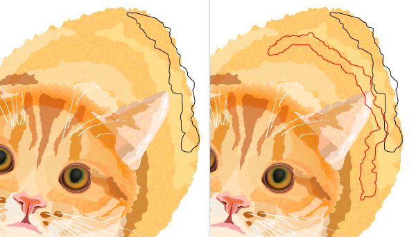 Create a Watercolor Cat in Adobe Illustrator 11