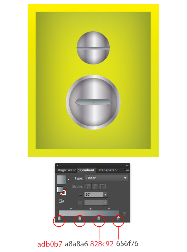 How to Draw Gumball Machine in Illustrator 18