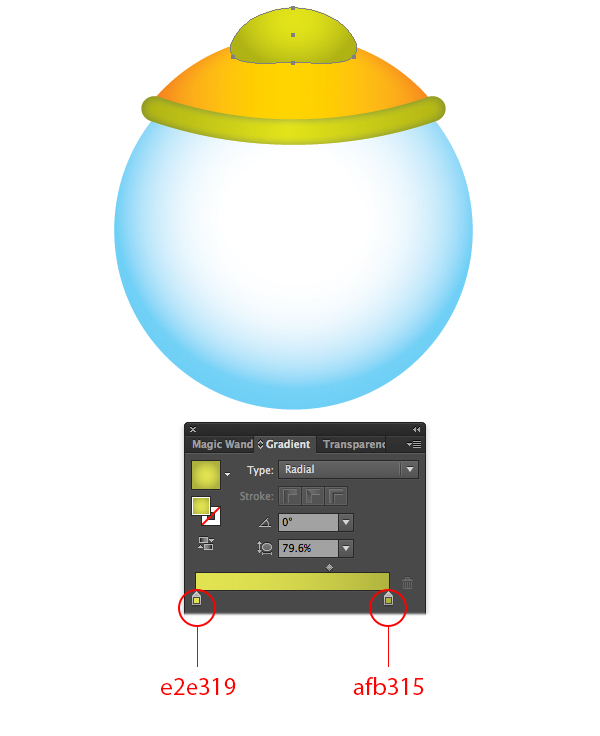 How to Draw Gumball Machine in Illustrator 32
