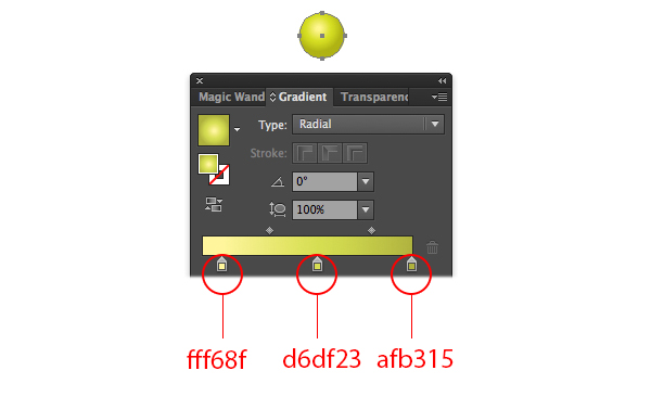 How to Draw Gumball Machine in Illustrator 38