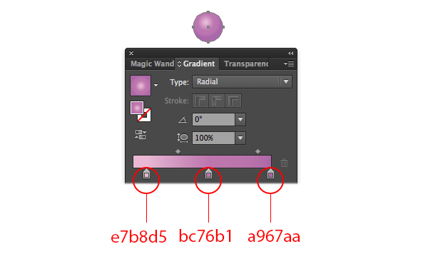 How to Draw Gumball Machine in Illustrator 40