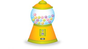 How to Draw Gumball Machine in Illustrator