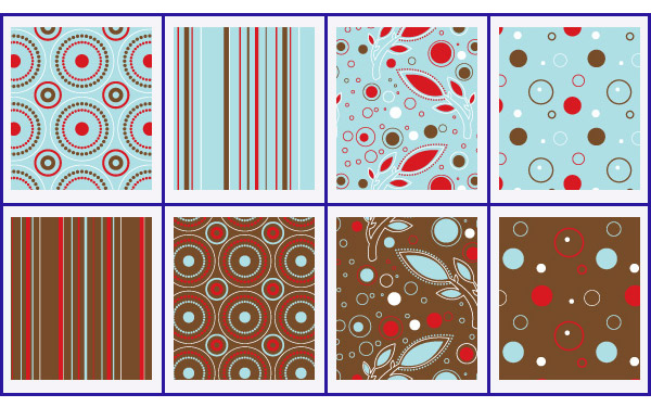 Illustrator Vector Swatch Patterns