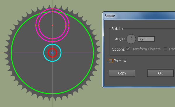 Create a Racing Bicycle in Adobe Illustrator 100