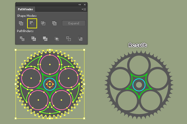 Create a Racing Bicycle in Adobe Illustrator 103