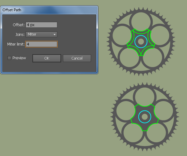 Create a Racing Bicycle in Adobe Illustrator 104