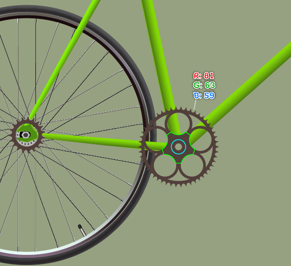 Create a Racing Bicycle in Adobe Illustrator 105