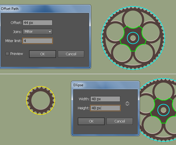 Create a Racing Bicycle in Adobe Illustrator 107