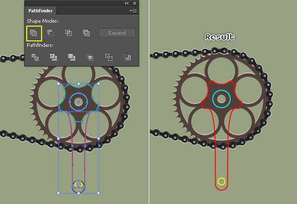 Create a Racing Bicycle in Adobe Illustrator 118