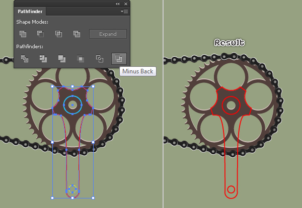 Create a Racing Bicycle in Adobe Illustrator 119