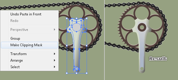 Create a Racing Bicycle in Adobe Illustrator 122