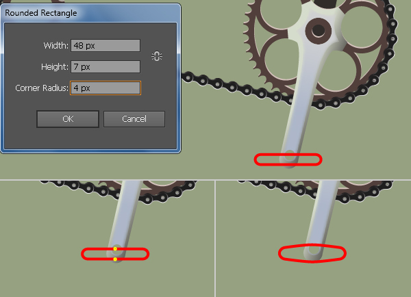 Create a Racing Bicycle in Adobe Illustrator 126