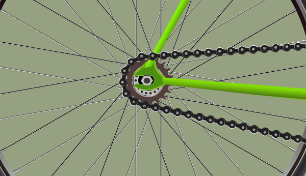 Create a Racing Bicycle in Adobe Illustrator 133