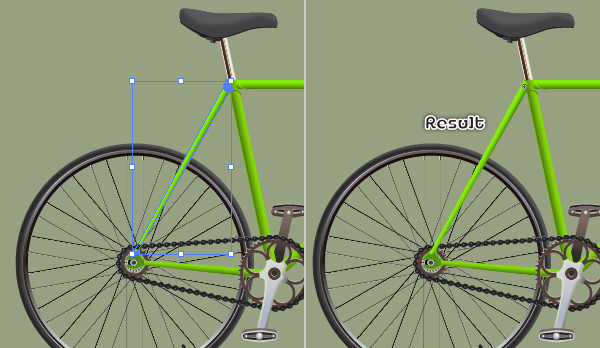 Create a Racing Bicycle in Adobe Illustrator 134