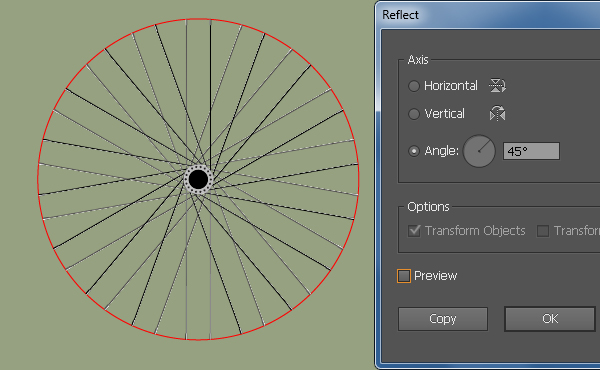 Create a Racing Bicycle in Adobe Illustrator 14