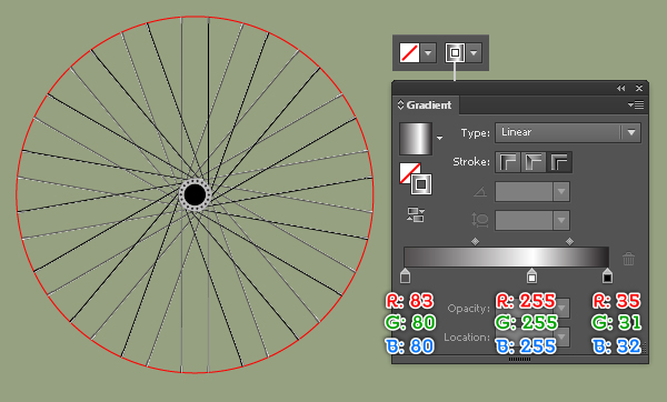 Create a Racing Bicycle in Adobe Illustrator 15