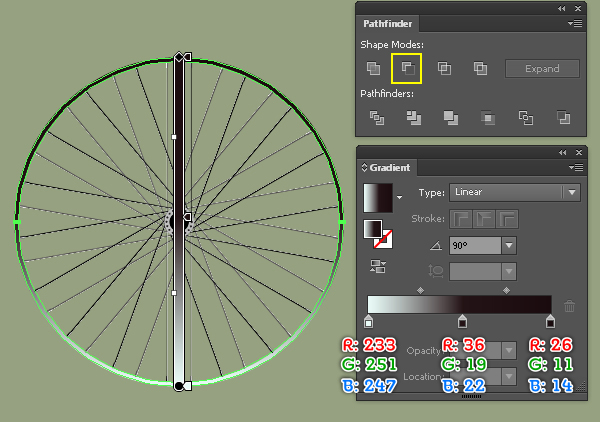 Create a Racing Bicycle in Adobe Illustrator 17