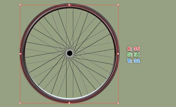 Create a Racing Bicycle in Adobe Illustrator 24