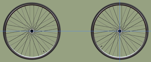 Create a Racing Bicycle in Adobe Illustrator 33