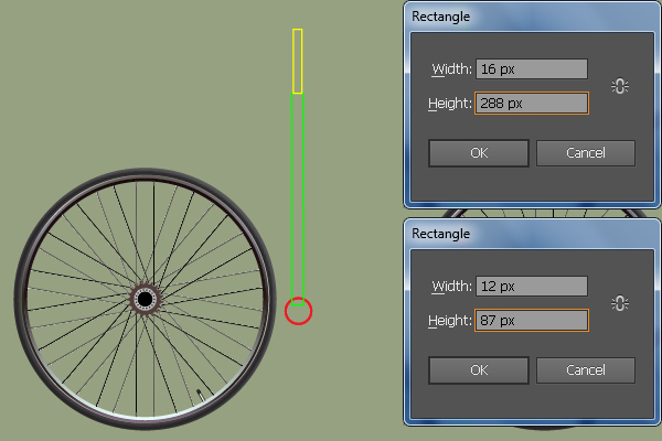 Create a Racing Bicycle in Adobe Illustrator 42