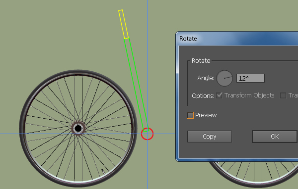 Create a Racing Bicycle in Adobe Illustrator 43