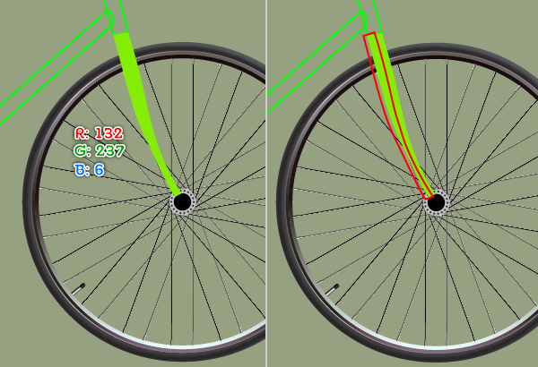 Create a Racing Bicycle in Adobe Illustrator 47