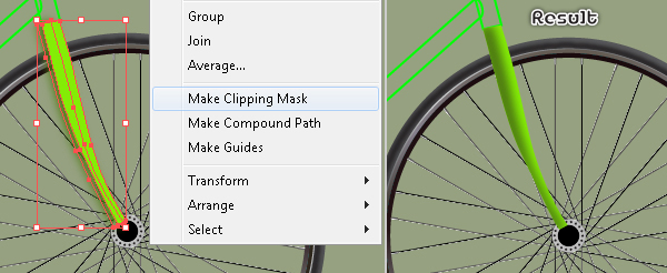 Create a Racing Bicycle in Adobe Illustrator 49
