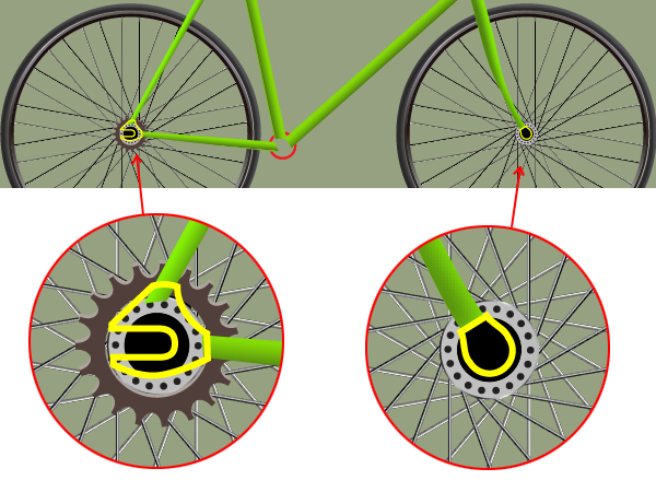 Create a Racing Bicycle in Adobe Illustrator 52