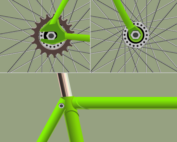 Create a Racing Bicycle in Adobe Illustrator 58