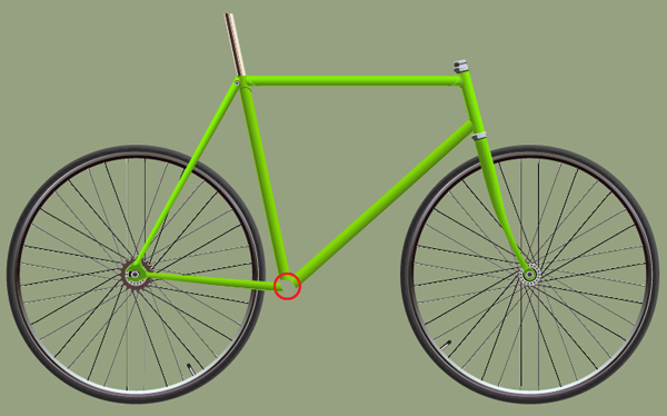 Create a Racing Bicycle in Adobe Illustrator 64