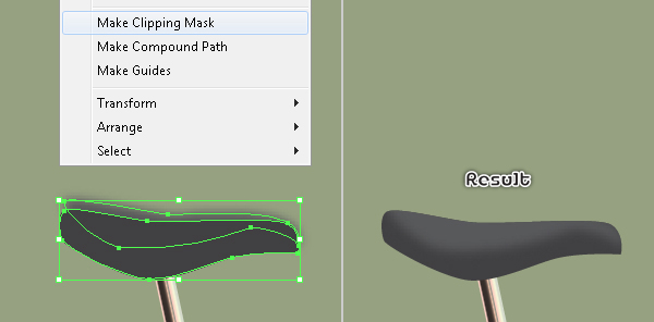 Create a Racing Bicycle in Adobe Illustrator 89