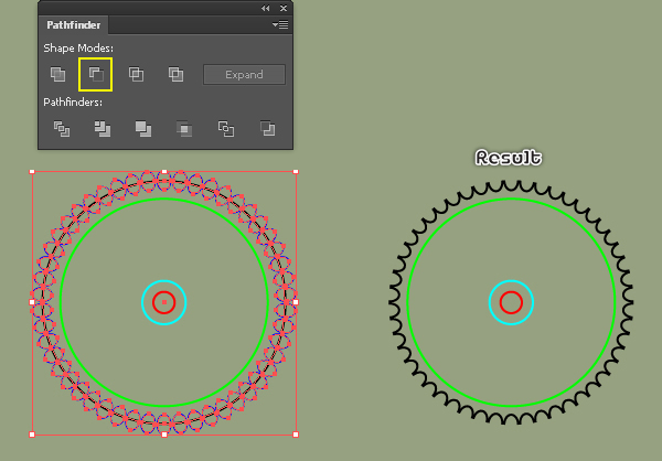 Create a Racing Bicycle in Adobe Illustrator 97