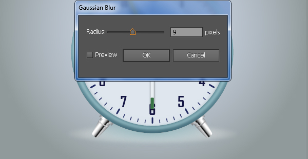Create an Alarm Clock in Adobe Illustrator 120