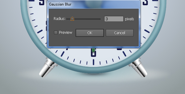 Create an Alarm Clock in Adobe Illustrator 122