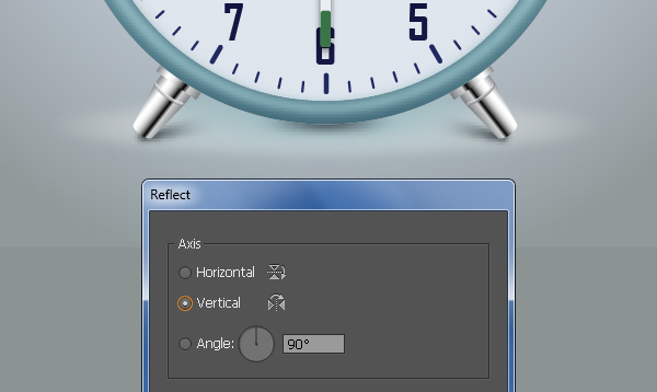 Create an Alarm Clock in Adobe Illustrator 125