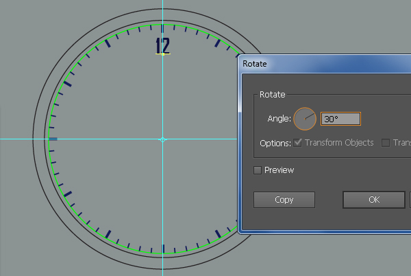 Create an Alarm Clock in Adobe Illustrator 14