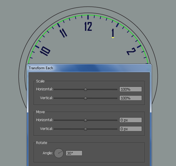 Create an Alarm Clock in Adobe Illustrator 17