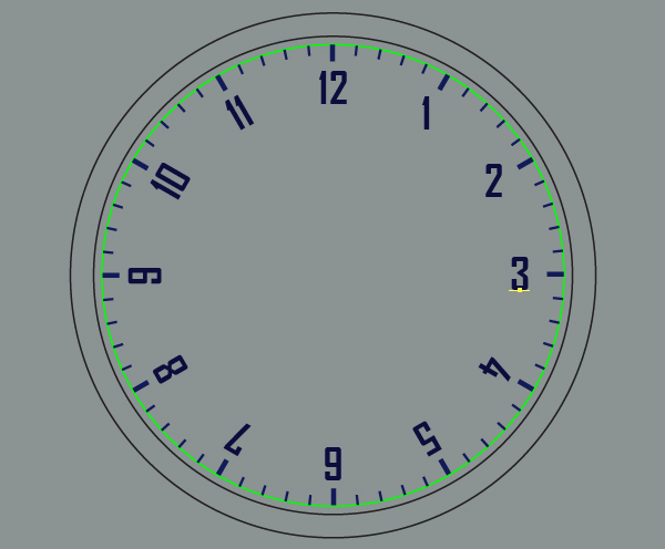 Create an Alarm Clock in Adobe Illustrator 19