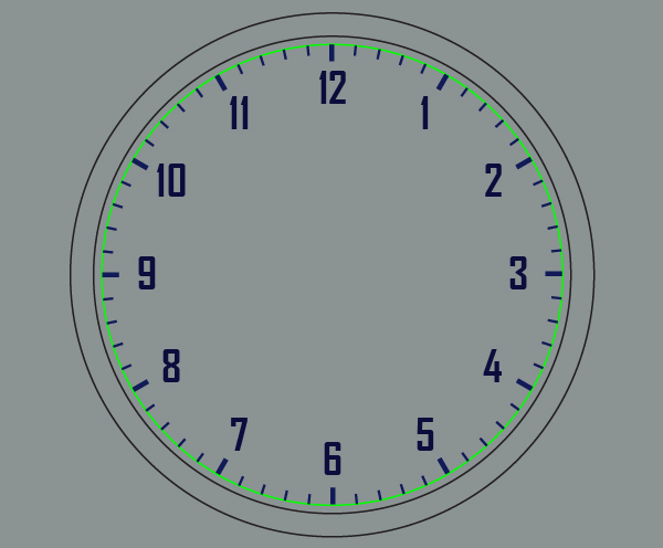 Create an Alarm Clock in Adobe Illustrator 20