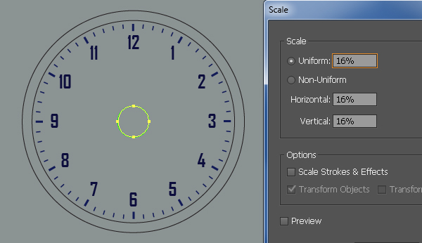 Create an Alarm Clock in Adobe Illustrator 21