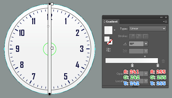 Create an Alarm Clock in Adobe Illustrator 22
