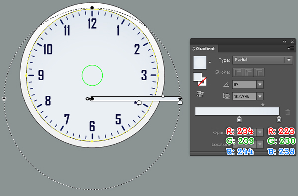 Create an Alarm Clock in Adobe Illustrator 23