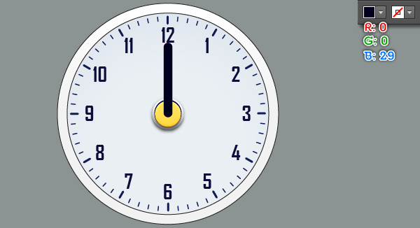 Create an Alarm Clock in Adobe Illustrator 31