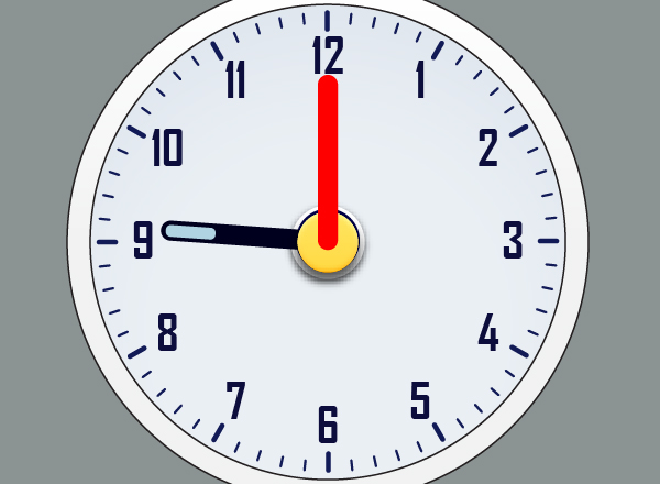 Create an Alarm Clock in Adobe Illustrator 34