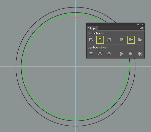 Create an Alarm Clock in Adobe Illustrator 5