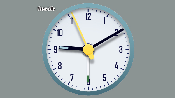 Create an Alarm Clock in Adobe Illustrator 52