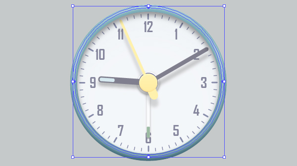 Create an Alarm Clock in Adobe Illustrator 53