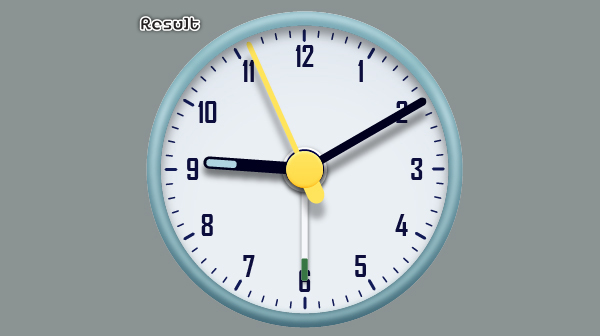 Create an Alarm Clock in Adobe Illustrator 54