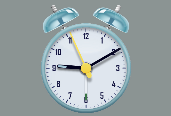 Create an Alarm Clock in Adobe Illustrator 84