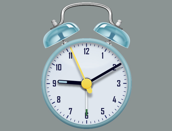 Create an Alarm Clock in Adobe Illustrator 91
